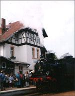 Gadebuscher Eisenbahngeschichte©Amt Gadebusch