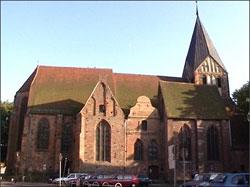 Pfarrkirche St. Jakob und St. Dionysius 1©Amt Gadebusch